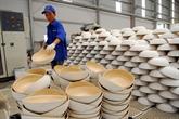 Des entreprises vietnamiennes à la 16e Foire des cadeaux de Singapour