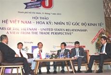 Vingt ans de normalisation Vietnam - États-Unis vus sous le prisme de léconomie