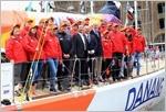 Un voilier baptisé Dà Nang-Vietnam engagé à la Clipper Race