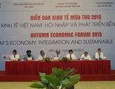 Économie vietnamienne à lheure de lintégration et du développement durable