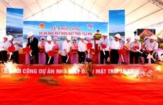 Mise en chantier de la première centrale solaire du Vietnam