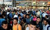 Vaste manifestation à Vienne, des centaines de réfugiés arrivent en Allemagne