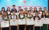 Des étudiants du Laos et du Cambodge à lhonneur