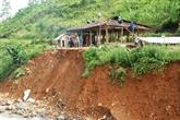 Le Japon finance un projet pour évaluer les risques de glissements de terrain