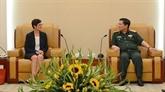 Le 7e dialogue sur la politique de défense Vietnam-États-Unis