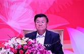 À Vientiane, le Premier ministre lao dialogue avec des entreprises vietnamiennes
