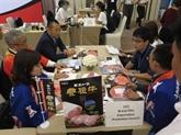 Programme déchange entre étudiants vietnamiens et entreprises japonaises dOsaka