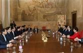La visite dÉtat du président Trân Dai Quang en Italie couronnée de succès