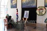 Des Vietnamiens au Mexique rendent hommage au leader cubain Fidel Castro