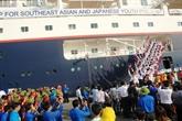 Le bateau de la jeunesse ASEAN-Japon attendu à Hô Chi Minh-Ville