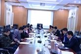Lancement dun projet innovant à Hanoï