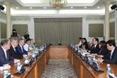 Hô Chi Minh-Ville et Koursk (Russie) renforcent leur coopération