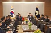 Vietnam - République de Corée : renforcer la coopération entre les cours suprêmes