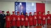 Quinze ans de formation post-universitaire à lUniversité darchitecture de Hanoï