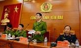 La police publie les résultats de lenquête sur lattaque à Yên Bai