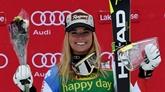 Ski : Gut revient sur les talons de Shiffrin en remportant le super-G de Lake Louise