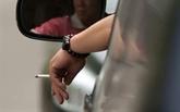 Ecosse : interdiction de fumer en voiture en présence dun enfant