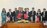 La VNA renforce sa coopération avec lagence lao KPL