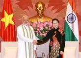 LInde approuve un protocole daccord sur la coopération dans les TI avec le Vietnam