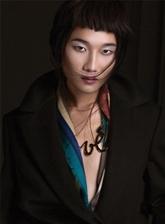 Kha My Vân, une modèle vietnamienne au top