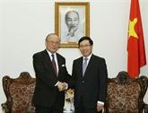 Vietnam et Japon renforcent leur coopération dans lagriculture