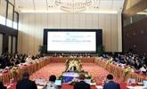 Ouverture de la réunion informelle des hauts officiels de lAPEC