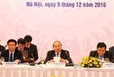 Le Vietnam sefforce daméliorer son environnement daffaires et dinvestissement