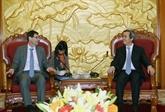 Léconomiste en chef du FMI affirme son soutien à la réforme fiscale du Vietnam