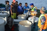 Démanteler les réseaux de contrebande de carburants en mer