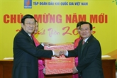 PetroVietnam réalise un chiffre daffaires de plus de 25 milliards de dollars en 2015