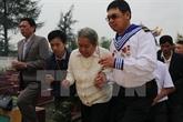 Reconnaissance envers les soldats tombés à Gac Ma