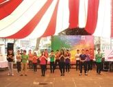 Une fête aux couleurs de la Francophonie à Hanoi