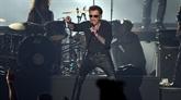 Johnny en concert à Bruxelles, pour