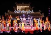 Festival de Huê 2016 : l'art à l'honneur