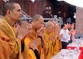 À Cao Bang, une messe de requiem pour les héros morts pour la Patrie