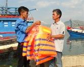 Fête : la jeunesse de Khanh Hoà pour la mer et les îles du pays