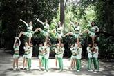 La déferlante cheerleading à Hô Chi Minh-Ville