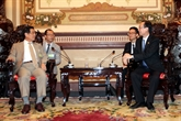 Hô Chi Minh-Ville souhaite accélérer la construction de la ligne de métro No1