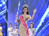 Dô My Linh sacrée Miss Vietnam 2016
