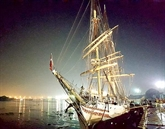 Le plus ancien voilier norvégien fait escale à Hô Chi Minh-Ville
