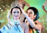 Trân Thi Thu Ngân élue Miss Monde de lidentité vietnamienne 2016