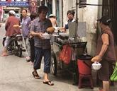 Une ruelle de la solidarité à Hô Chi Minh-Ville