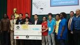 Cybersécurité : l'équipe VNSEC, gagnante du concours #RiSk[Solutions]
