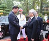 La Chine souhaite promouvoir les relations saines et stables avec le Vietnam