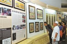Imagerie populaire, témoignage de la richesse culturelle vietnamienne