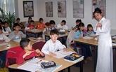 Promouvoir lenseignement du vietnamien pour les Viêt kiêu