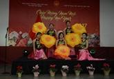La diaspora vietnamienne à létranger accueille le Têt traditionnel de lAnnée du Coq