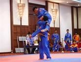 Le Vietnam est champion dAsie du Sud-Est de vovinam 2017