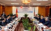 Première session du Comité intergouvernemental Vietnam-Azerbaïdjan