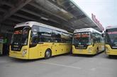 De nouveaux autocars VIP express sur la ligne Hanoï-Lào Cai